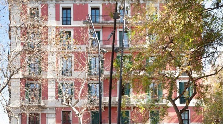 "Vaganto Hotel Barcelona Exterior. Images powered by <a href=""http://www.leonardo.com"" target=""_blank"" rel=""noopener"">Leonardo</a>."