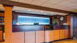 Fairfield Inn/Suites Nashville Opryland Lobby