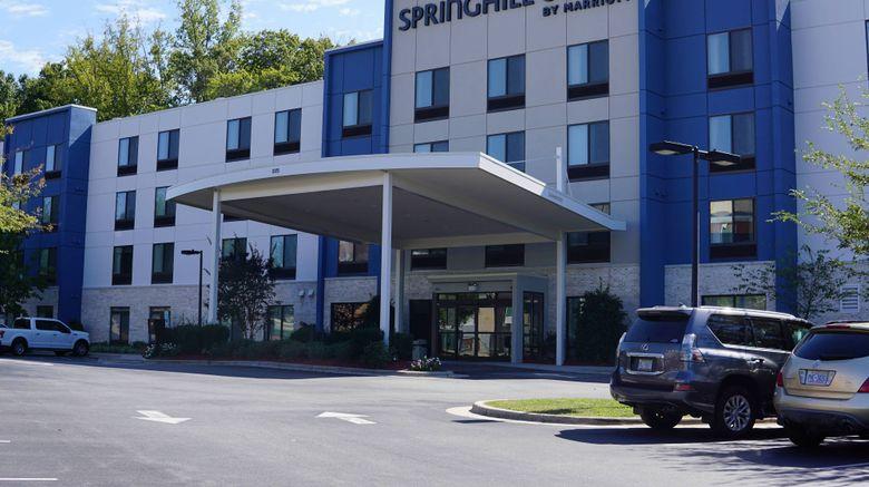 "SpringHill Suites Winston-Salem Exterior. Images powered by <a href=""http://www.leonardo.com"" target=""_blank"" rel=""noopener"">Leonardo</a>."