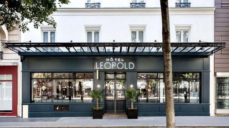 "Hotel Leopold Exterior. Images powered by <a href=""http://www.leonardo.com"" target=""_blank"" rel=""noopener"">Leonardo</a>."