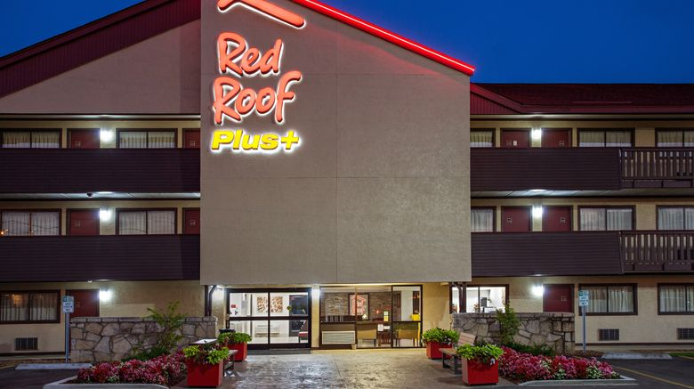 "Red Roof PLUS+ Nashville Fairgrounds Exterior. Images powered by <a href=""http://www.leonardo.com"" target=""_blank"" rel=""noopener"">Leonardo</a>."