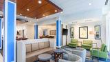 Holiday Inn Express-Suites O'Hare Arpt Lobby