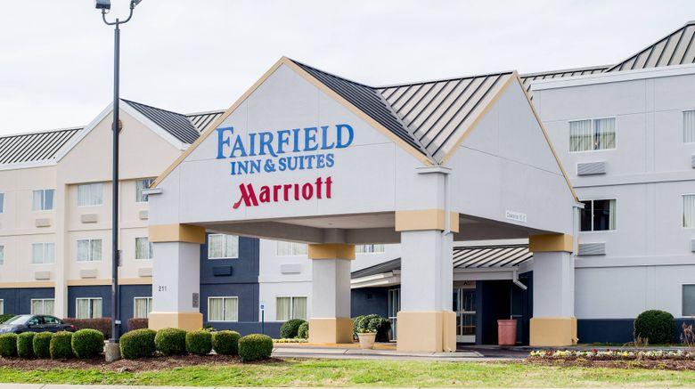 "Fairfield Inn/Suites Nashville Opryland Exterior. Images powered by <a href=""http://www.leonardo.com"" target=""_blank"" rel=""noopener"">Leonardo</a>."