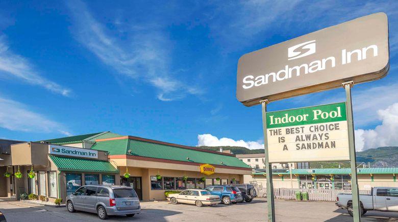 """Sandman Inn Terrace Exterior. Images powered by <a href=""""http://www.leonardo.com"""" target=""""_blank"""" rel=""""noopener"""">Leonardo</a>."""
