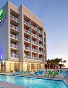Holiday Inn Express/Stes Galveston Beach