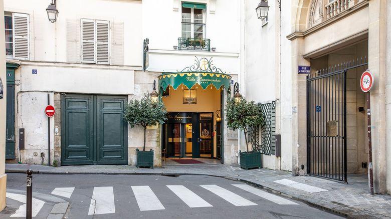 """Villa Beaumarchais Exterior. Images powered by <a href=""""http://www.leonardo.com"""" target=""""_blank"""" rel=""""noopener"""">Leonardo</a>."""