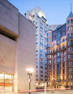 Courtyard by Marriott at Copley Square