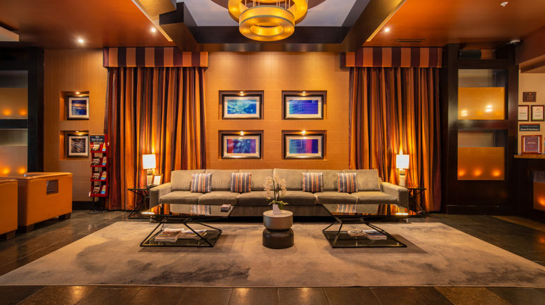 "Sandman Suites on Davie Vancouver Lobby. Images powered by <a href=""http://www.leonardo.com"" target=""_blank"" rel=""noopener"">Leonardo</a>."