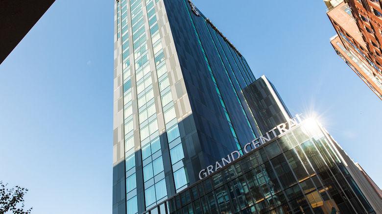 "Hastings  Grand Central Hotel Exterior. Images powered by <a href=""http://www.leonardo.com"" target=""_blank"" rel=""noopener"">Leonardo</a>."