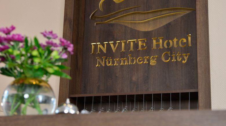 "Invite Hotel Nuremberg Exterior. Images powered by <a href=""http://www.leonardo.com"" target=""_blank"" rel=""noopener"">Leonardo</a>."