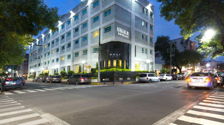"Escandon Hotel Exterior. Images powered by <a href=""http://www.leonardo.com"" target=""_blank"" rel=""noopener"">Leonardo</a>."