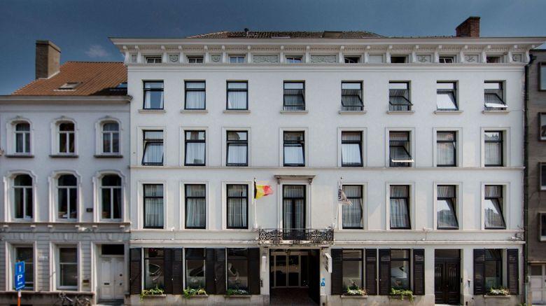 """Hotel de Flandre Exterior. Images powered by <a href=""""http://www.leonardo.com"""" target=""""_blank"""" rel=""""noopener"""">Leonardo</a>."""