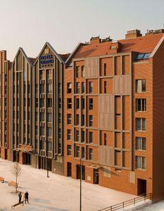 The Grano Hotel Gdansk