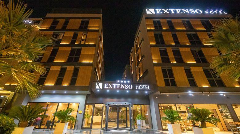"Extenso Hotel Exterior. Images powered by <a href=""http://www.leonardo.com"" target=""_blank"" rel=""noopener"">Leonardo</a>."