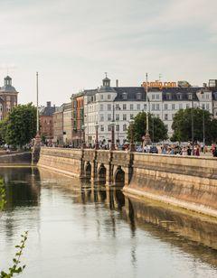 citizenM Copenhagen Radhuspladsen Hotel