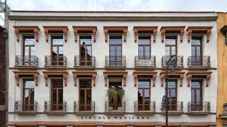 "Circulo Mexicano Exterior. Images powered by <a href=""http://www.leonardo.com"" target=""_blank"" rel=""noopener"">Leonardo</a>."
