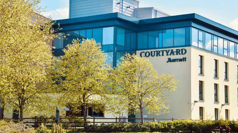 "Courtyard by Marriott Glasgow Airport Exterior. Images powered by <a href=""http://www.leonardo.com"" target=""_blank"" rel=""noopener"">Leonardo</a>."