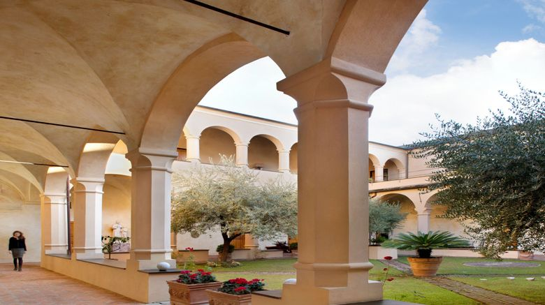 """Abbadia San Giorgio Exterior. Images powered by <a href=""""http://www.leonardo.com"""" target=""""_blank"""" rel=""""noopener"""">Leonardo</a>."""