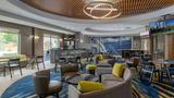 SpringHill Suites Raleigh Durham Lobby