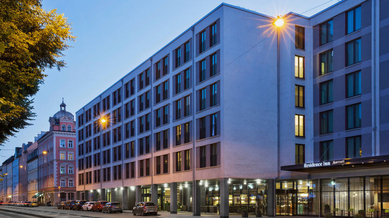"Residence Inn by Marriott Munich City Ea Exterior. Images powered by <a href=""http://www.leonardo.com"" target=""_blank"" rel=""noopener"">Leonardo</a>."