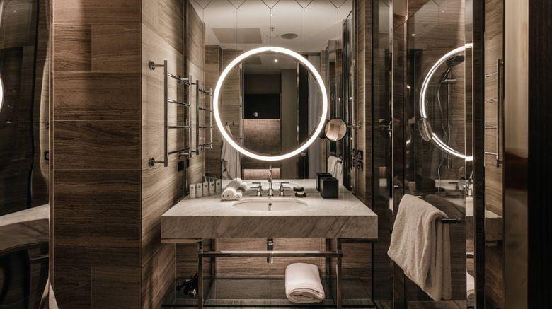 "<b>The Tasman, A Luxury Collection Hotel Room</b>. Images powered by <a href=""https://leonardo.com/"" title=""Leonardo Worldwide"" target=""_blank"">Leonardo</a>."