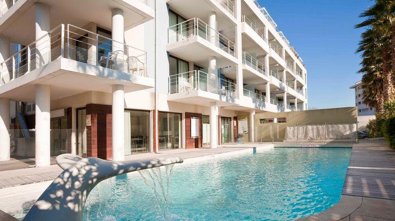"""Adagio City Aparthotel Prado Plage Exterior. Images powered by <a href=""""http://www.leonardo.com"""" target=""""_blank"""" rel=""""noopener"""">Leonardo</a>."""