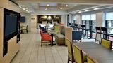 Holiday Inn Express RDU Lobby