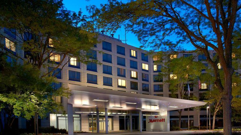 "Marriott Chicago Naperville Exterior. Images powered by <a href=""http://www.leonardo.com"" target=""_blank"" rel=""noopener"">Leonardo</a>."