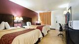 Red Roof Inn Needles Room