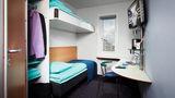 CABINN Aalborg Hotel Room