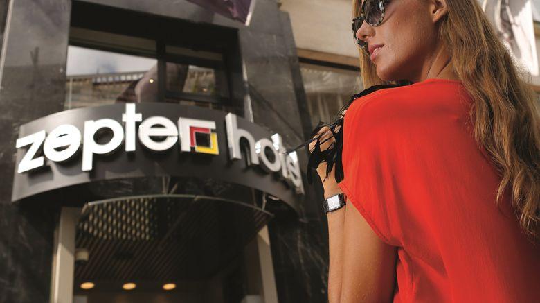 "Zepter Hotel Exterior. Images powered by <a href=""http://www.leonardo.com"" target=""_blank"" rel=""noopener"">Leonardo</a>."