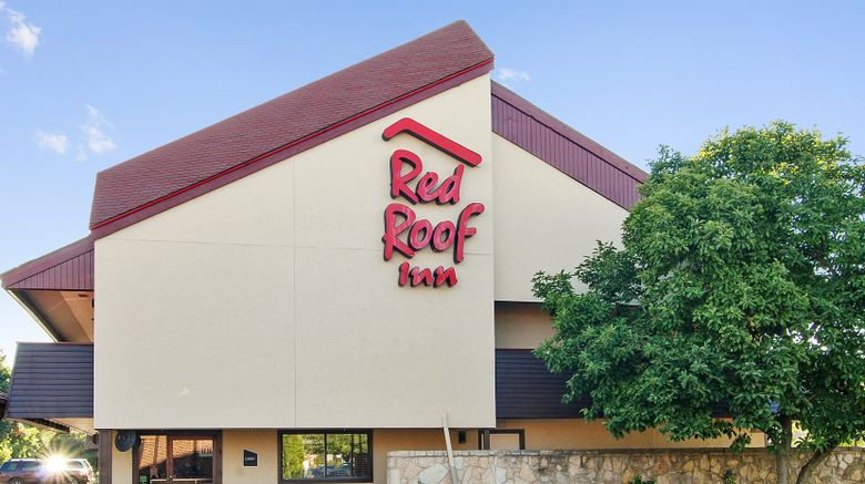 "Red Roof Inn Canton Exterior. Images powered by <a href=""http://www.leonardo.com"" target=""_blank"" rel=""noopener"">Leonardo</a>."