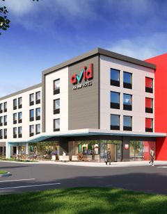 avid hotels Austin-Tech Ridge
