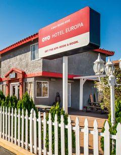 OYO Hotel Europa Ridgecrest CA - W Upjoh
