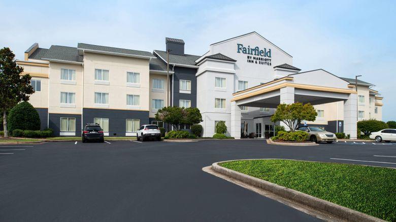 "Fairfield Inn  and  Suites Anderson Clemson Exterior. Images powered by <a href=""http://www.leonardo.com"" target=""_blank"" rel=""noopener"">Leonardo</a>."