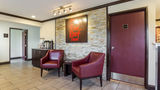 Red Roof Inn Dry Ridge Lobby