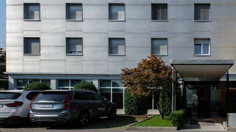 """Hotel Arte Spreitenbach Exterior. Images powered by <a href=""""http://www.leonardo.com"""" target=""""_blank"""" rel=""""noopener"""">Leonardo</a>."""