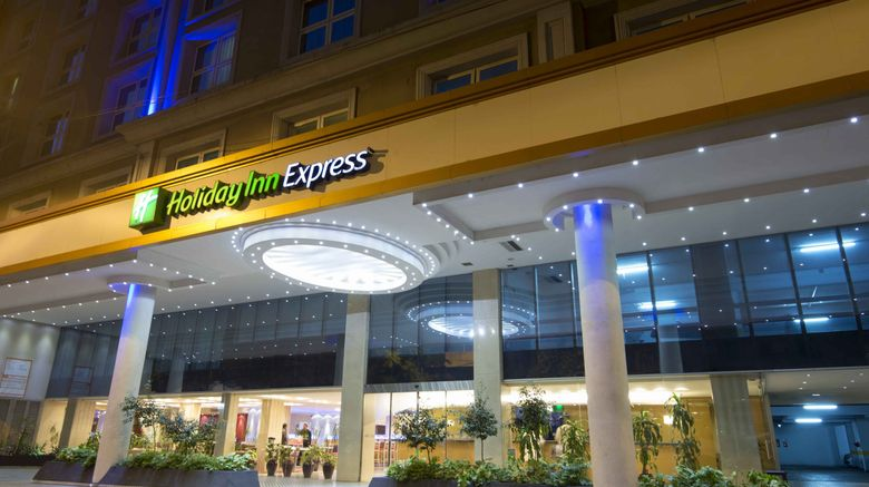"Holiday Inn Express Rosario Exterior. Images powered by <a href=""http://www.leonardo.com"" target=""_blank"" rel=""noopener"">Leonardo</a>."