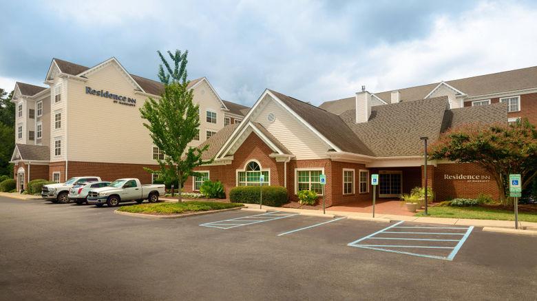 """Residence Inn by Marriott Williamsburg Exterior. Images powered by <a href=""""http://www.leonardo.com"""" target=""""_blank"""" rel=""""noopener"""">Leonardo</a>."""
