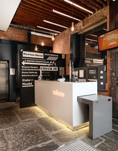easyHotel Manchester City Centre