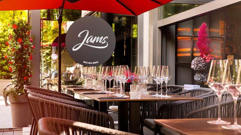 "JAMS Music Hotel Exterior. Images powered by <a href=""http://www.leonardo.com"" target=""_blank"" rel=""noopener"">Leonardo</a>."