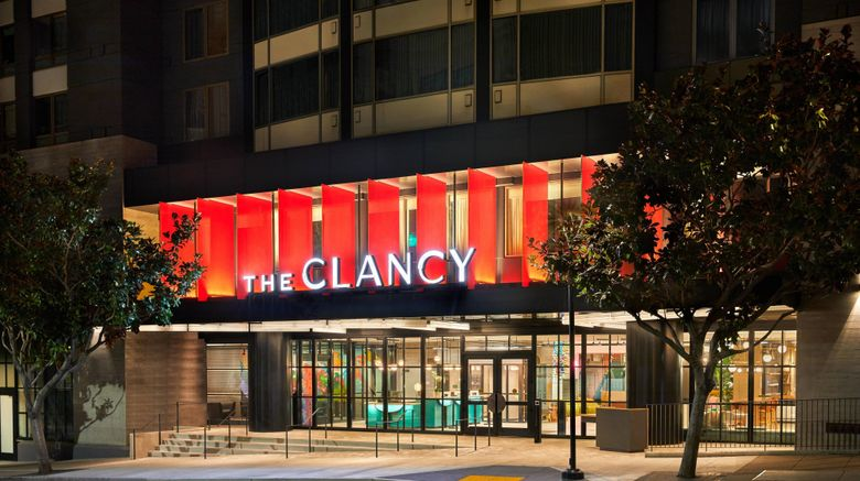 """The Clancy, Autograph Collection Exterior. Images powered by <a href=""""http://www.leonardo.com"""" target=""""_blank"""" rel=""""noopener"""">Leonardo</a>."""