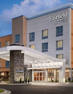 Fairfield Inn & Suites Salmon Arm