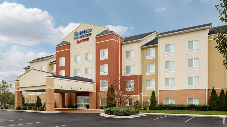 """Fairfield Inn  and  Suites Paducah Exterior. Images powered by <a href=""""http://www.leonardo.com"""" target=""""_blank"""" rel=""""noopener"""">Leonardo</a>."""