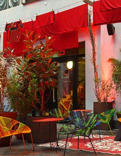 25hours Hotel Frankfurt The Trip