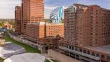 Cincinnati Marriott at RiverCenter Exterior