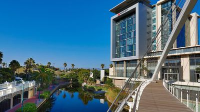 Cape Town Marriott Hotel Crystal Towers