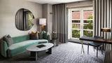 The Hazelton Hotel Room