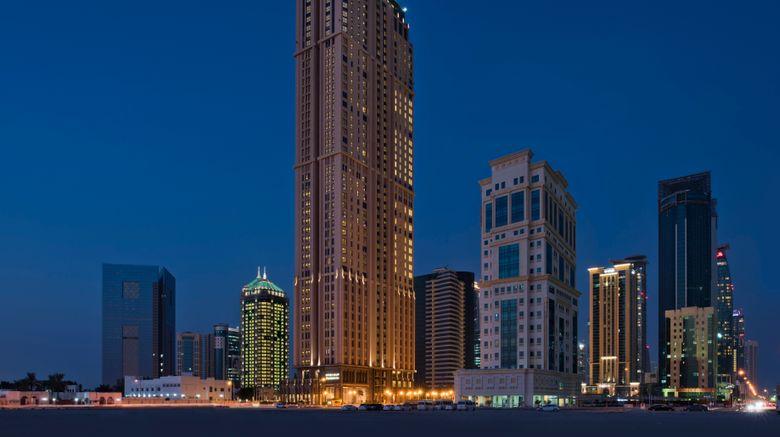 "Rabban Suites West Bay Doha Exterior. Images powered by <a href=""http://www.leonardo.com"" target=""_blank"" rel=""noopener"">Leonardo</a>."