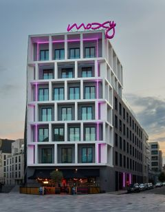 Moxy Brussels City Center